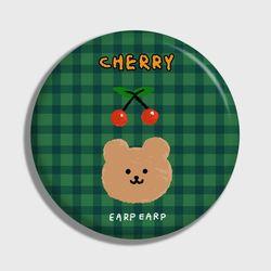 Cherry bear-green(거울)