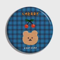 Cherry bear-blue(거울)