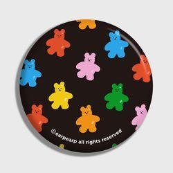 Color bear-black(거울)