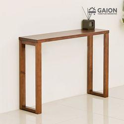 루나 1000 원목 장식 테이블
