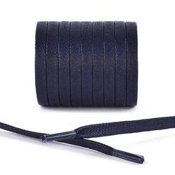 코르돈 왁싱 플랫 슈레이스(운동화끈) NAVY BLUE