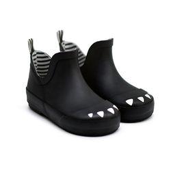 Kerran rain shoes black (k-100)