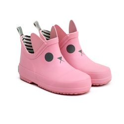 Kerran rain shoes Pink (k-102)