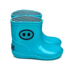 Kawai rain shoes Blue(Bk-03)