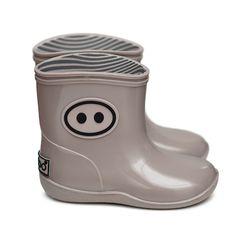 kawai rain shoes Taupe(BK-01)