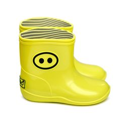 Kawai rain shoes Yellow(bk-02)