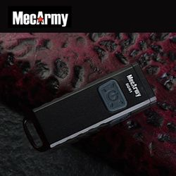 맥아미 530루멘 충전식 키체인랜턴SGN1 블랙
