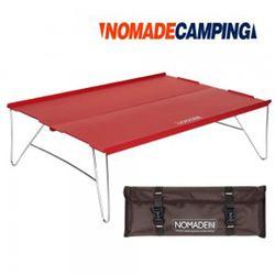 노마드 트렌스폼 솔로 캠핑테이블-레드캠핑테이블