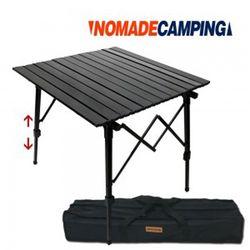 노마드 투엑스 알루미늄 롤 테이블 -블랙캠핑테이블