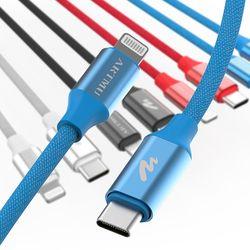 트윌 USB C타입 to 라이트닝 8핀 고속 충전 케이블 200cm