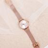베이직 여성 메쉬 시계 핑크(AG2G9807MRPP)