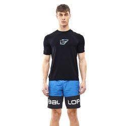밸롭 남성 쿨썸 티셔츠 블랙