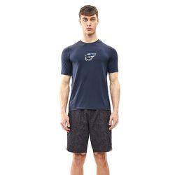 밸롭 남성 쿨썸 티셔츠 다크그레이