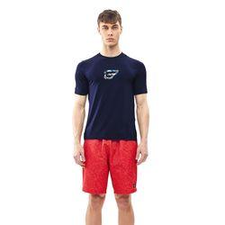 밸롭 남성 쿨썸 티셔츠 네이비