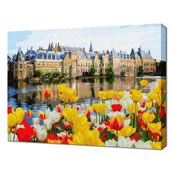 [명화그리기]4050 암스테르담의 튤립 왕국 30색 풍경