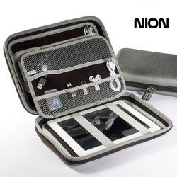 NION 디지털파우치 그레이 XL 사이즈