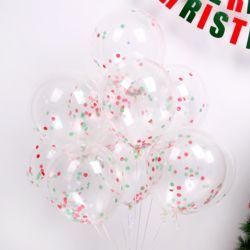 모던믹스 컨페티풍선세트(5개입) 크리스마스
