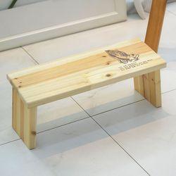 원목 기도의자 와이드 무릎의자 휴대용 접이식 의자