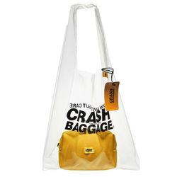 크래쉬 배기지 숄더백 PLAC BAG PVC 2 IN 1 백 SHARE