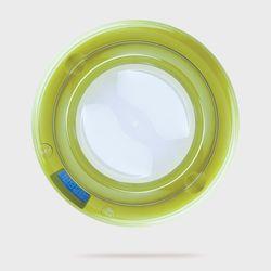 비체베르사 버블그린 디지털 주방저울