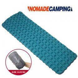 노마드 엠보 초경량 캠핑매트- 2color 에어매트