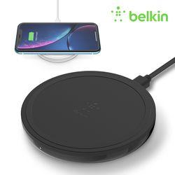 [무료배송] 벨킨 10W 고속 무선 충전기 패드 + 어댑터 F7U082kr