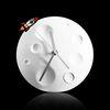 썩유케이 로켓문 인테리어 벽걸이 시계