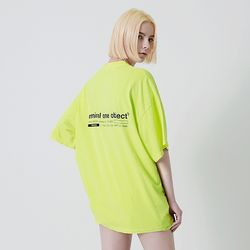 Connect Pigment Over Tee Lime