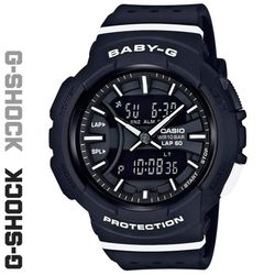 CASIO 지샥 BGA-240-1A1 베이비지 디지털 시계