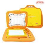 미니 노트북보드(노랑) 자석보드그림판보드드로잉보드