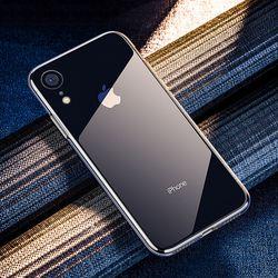 아이폰 XR 투명 강화유리케이스 CS