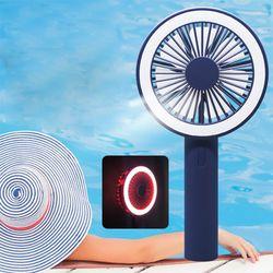 엑스트라 블루스톰 F2 휴대용 LED 선풍기