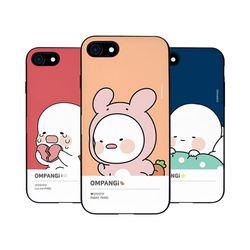 아이폰6S플러스 옴팡이 카드수납 하드 케이스 KP002