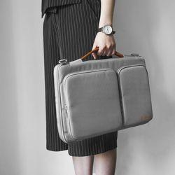 A42 맥북 아이패드프로 노트북 가방 11.6인치-13인치 그레이