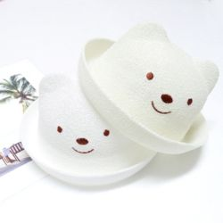 베니베니 아동 여름 곰돌이 모자