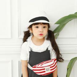 미니 파나마햇 아동 여름 모자