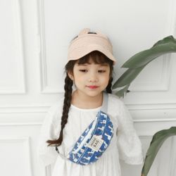 바니썬캡 아동 여름 썬캡 모자