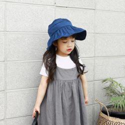 미니 프라햇 아동 여름 모자 돌돌이
