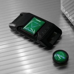 XA-SP2 핫슈+소프트버튼(Green)