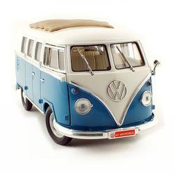 1962 (YAT232713BL) 폭스바겐 마이크로버스 미니버스