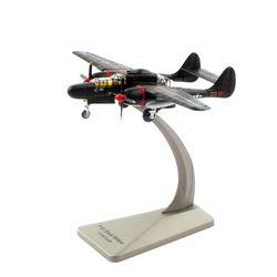 P-61B(AFO704427BK)블랙위도우 야간전투기 전투기모형