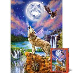 늑대의 밤 [1500피스캐스토랜드직소퍼즐LD151806]