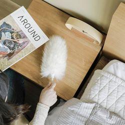 울샵 천연 양모 먼지털이개 (S사이즈)