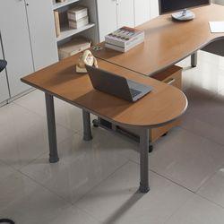 로니 듀티 U형 테이블 LF050