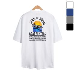 싱크 반팔 티셔츠 TSB829