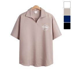 웨일 카라 반팔 티셔츠 TSB825