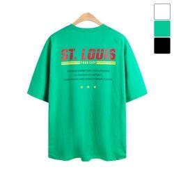 루이스 반팔 티셔츠 TSB820