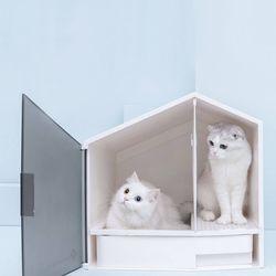 봉봉펫닷컴 캣룸 고양이 화장실