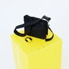 three kinds square bag - black