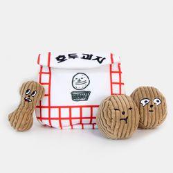 바잇미 두부 할멍이 호두과자 (삑삑바스락노즈워크)